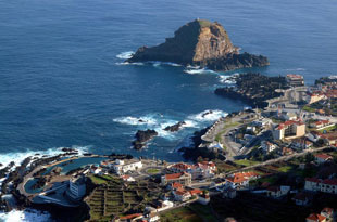 Restaurants in Porto Moniz