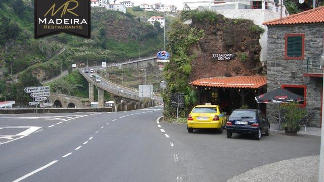 Grutas do Faial