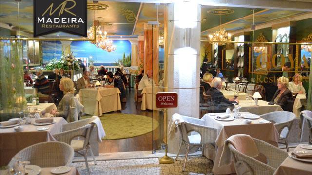 Goya Restaurant Terrace Menu