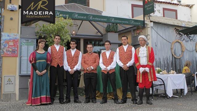 Mozart S Restaurant Funchal